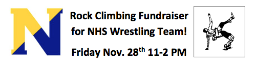 Support the NHS Wrestling Team!